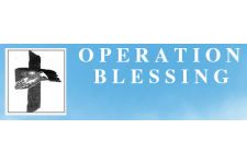 Logo for Operation Blessing of SW Chicago Land