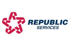 Logo for Republic Services