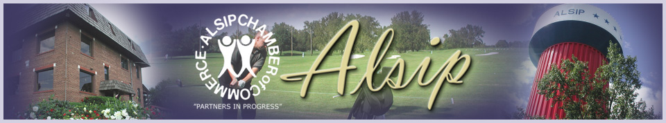 Alsip Chamber of Commerce Logo